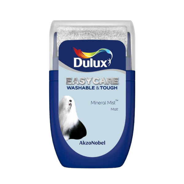 Dulux Easycare Washable & Tough Mineral Mist Tester Paint - 30ml