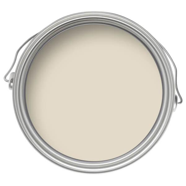 Farrow & Ball Modern Eggshell Midsheen Paint Shaded White No.201 - 750ml
