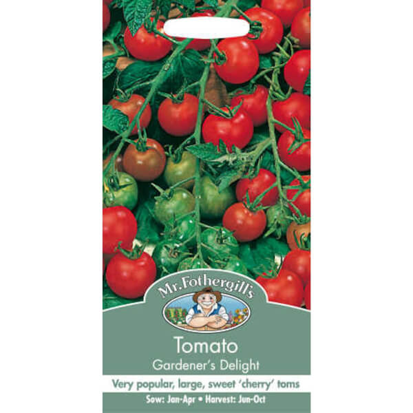 Mr. Fothergill's Tomato Gardeners Delight Fruit Seeds