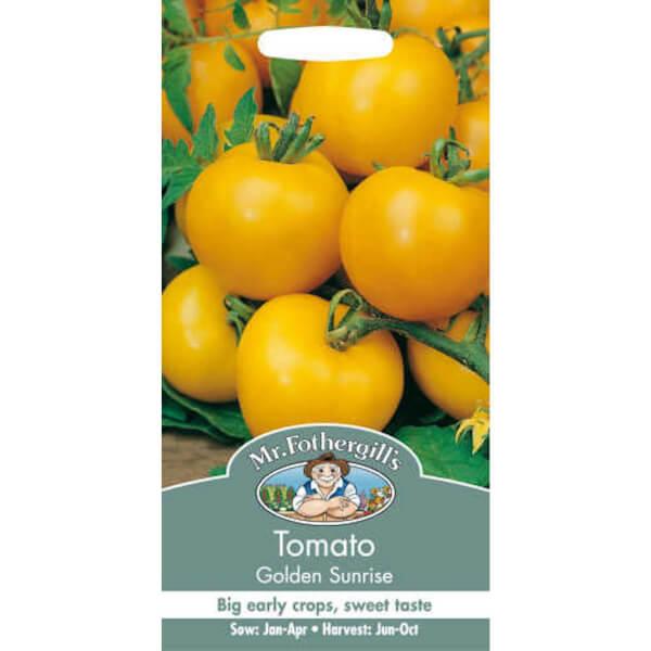 Tomato Golden Sunrise Fruit Seeds