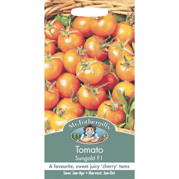 Tomato Sungold F1 Fruit Seeds