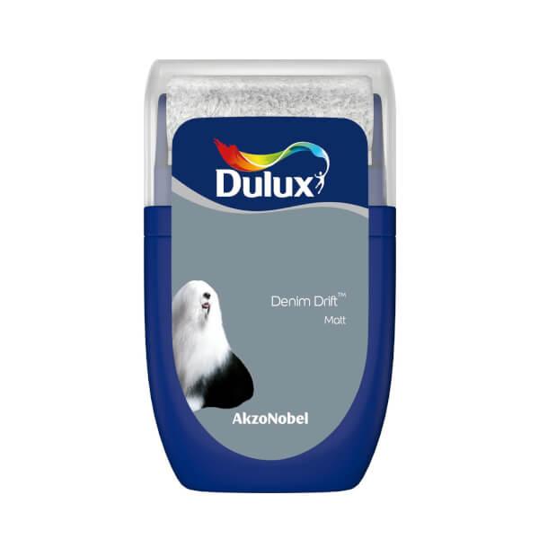 Dulux Standard Denim Drift Tester Paint - 30ml