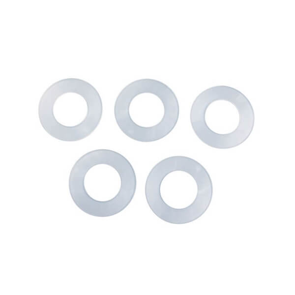 Poly Washers - 13mm - 5 Pack