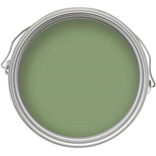 Farrow & Ball Modern Eggshell Midsheen Paint Yeabridge Green No.287 - 750ml