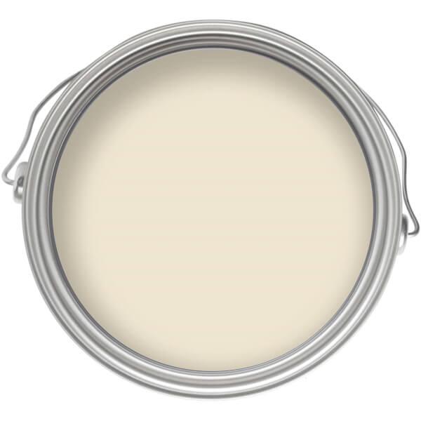 Farrow & Ball Modern Eggshell Midsheen Paint White Tie No.2002 - 750ml