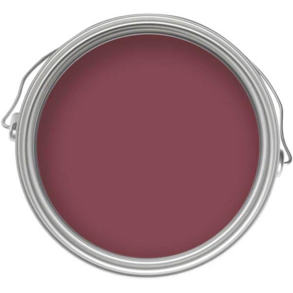 Craig & Rose 1829 Chalky Emulsion - Medici Crimson - 2.5L