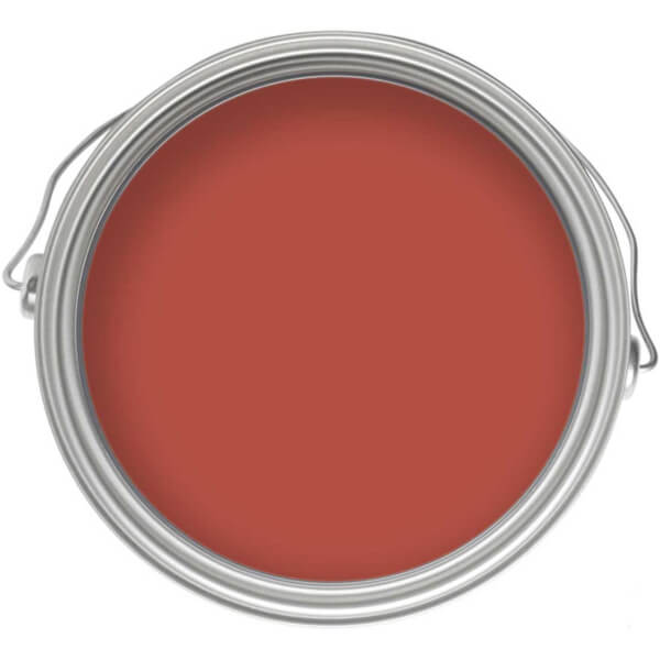 Craig & Rose 1829 Chalky Emulsion - Oriental Red - 2.5L