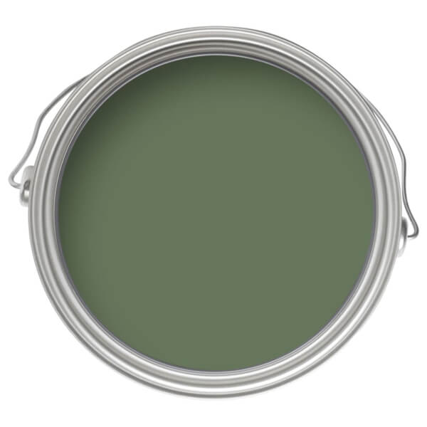 Farrow & Ball Eco No.34 Calke Green - Full Gloss Paint - 750ml