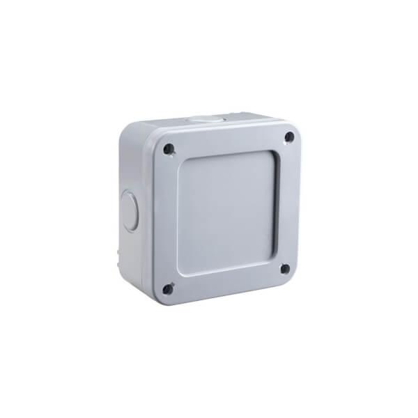 BG 5 Way Terminal  57 Amp Weatherproof Junction Box IP66 Rated Grey