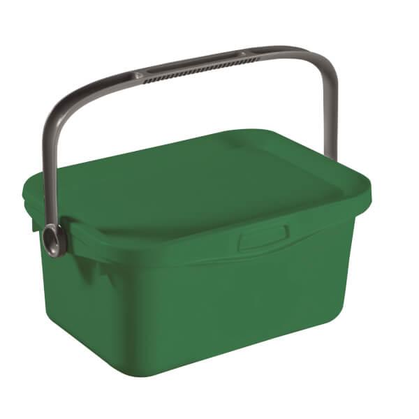 Curver Multiboxx Plastic Multi-purpose Storage Box - Green - 3L