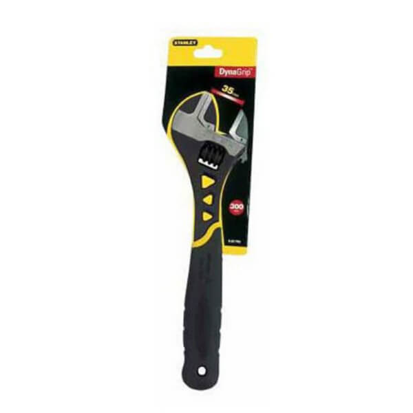 Stanley DynaGrip Adjustable Wrench - 254mm