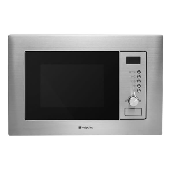 Hotpoint Newstyle MWH122.1 X Built-in Microwave Grill - Stainless Steel