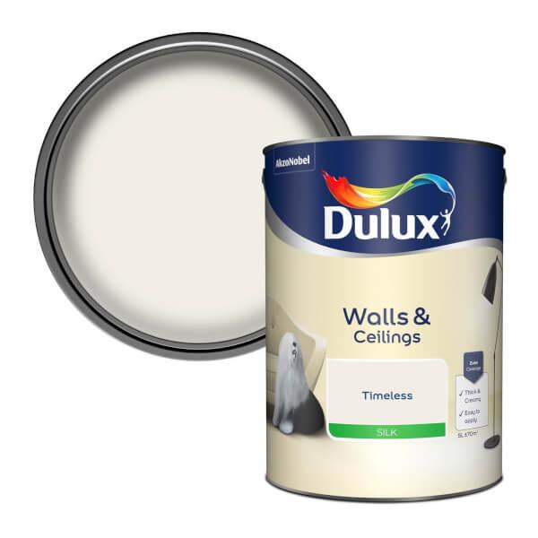 Dulux Timeless - Silk Emulsion Paint - 5L