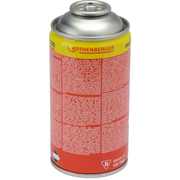 Rothenberger Disposable Propane/Butane Mix Gas 175g