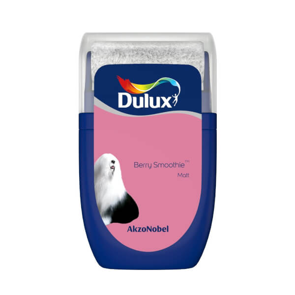 Dulux Standard Berry Smoothie Tester Paint - 30ml