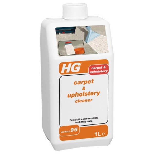 HG Carpet and Upholstery Cleaner - 1L