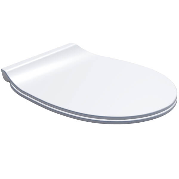 Bemis Design Push N Clean STA-TITE Toilet Seat