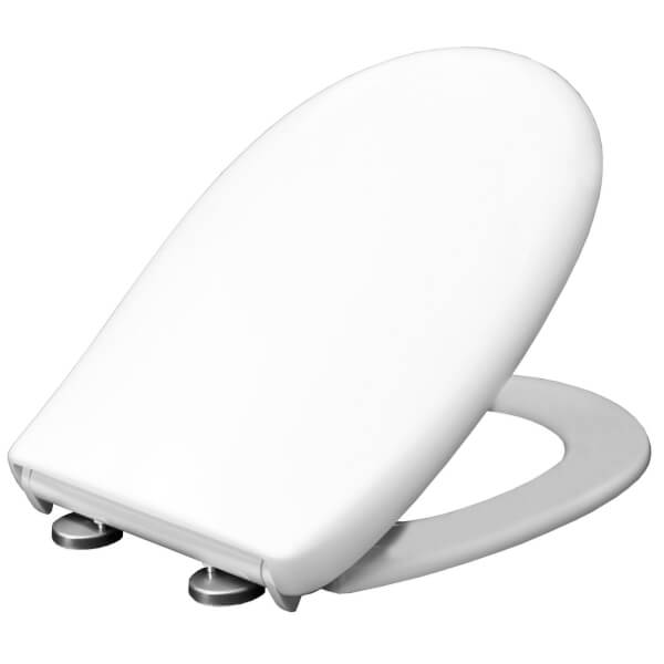 Bemis Classic Push N Clean STA-TITE Toilet Seat