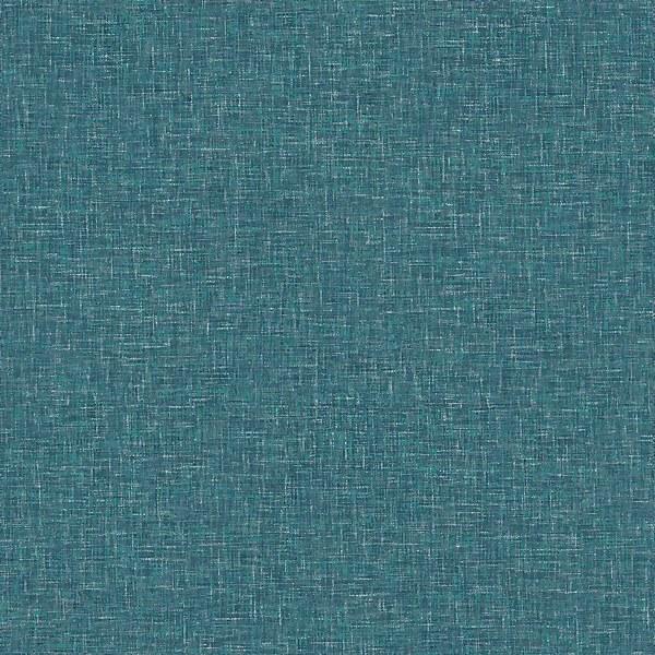 Arthouse Linen Texture Plain Textured Teal Wallpaper