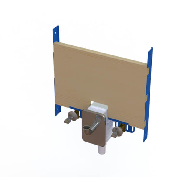 Wetrooms2go In Wall Basin Frame