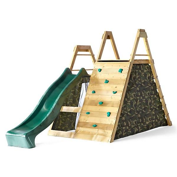 Plum Climbing Pyramid Wood Climbing Frame
