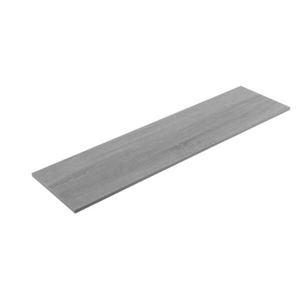 Timber Shelf - Grey Oak - 1200x300x16mm