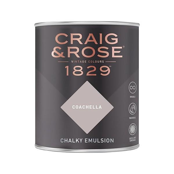 Craig & Rose 1829 Chalky Emulsion - Coachella - 750ml