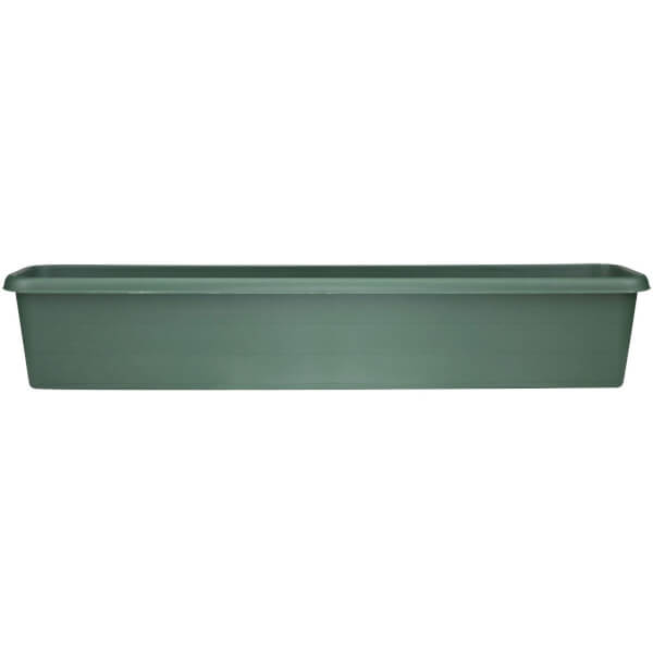Green Terrace Trough - 17cm