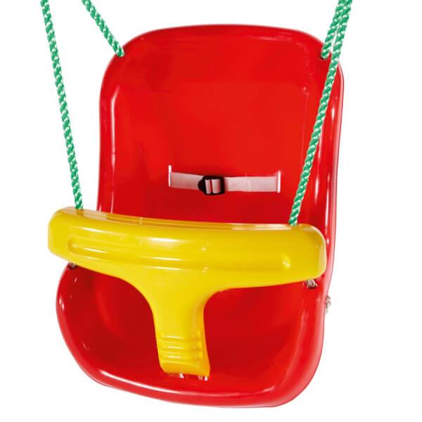 Plum Baby Seat - Red