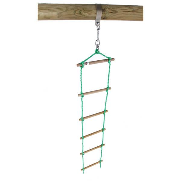 Plum Rope Ladder