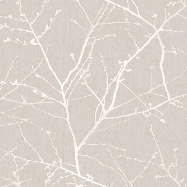 Superfresco Easy Paste the Wall Innocence Mushroom Wallpaper
