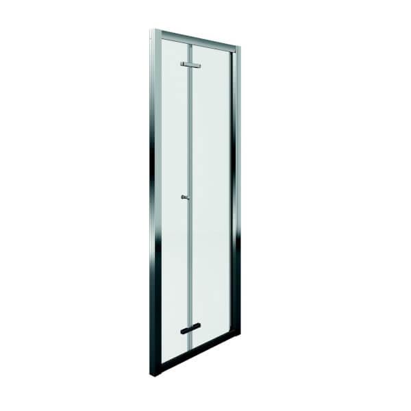 Aqualux Bi-fold Shower Door - 1900 x 900mm