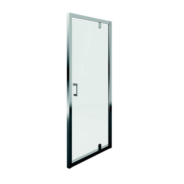 Aqualux Pivot Shower Door - 1900mm x 800mm