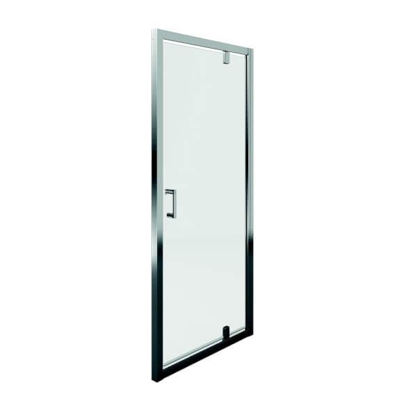 Aqualux Pivot Shower Door - 1900mm x 900mm