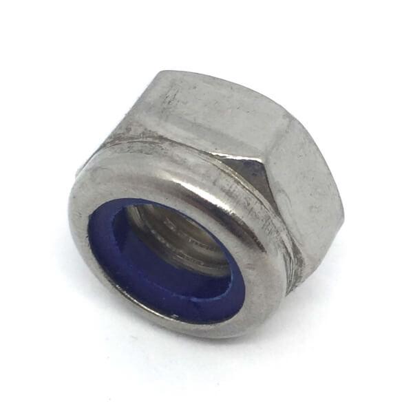 Griptite Locking Nut SS M10 - 5 Pack
