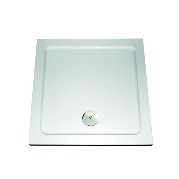 Aqualux Square Shower Tray - 800 x 800 x 35mm