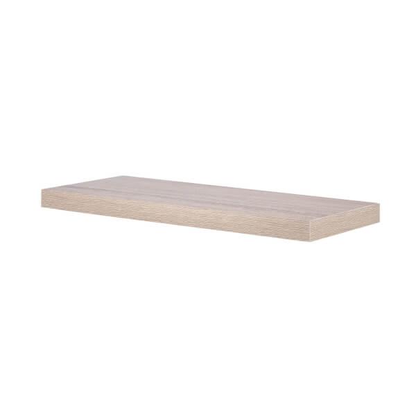 Floating Shelf - Sanoma Oak - 600 x 240 x 38mm