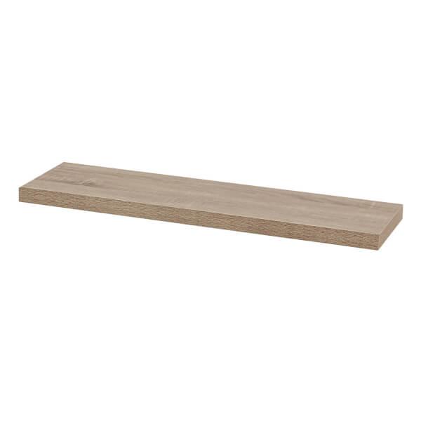 Floating Shelf - Sanoma Oak - 900 x 240 x 38mm