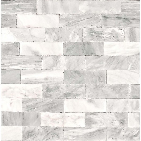 Superfresco Easy Small Marble Brick Wallpaper