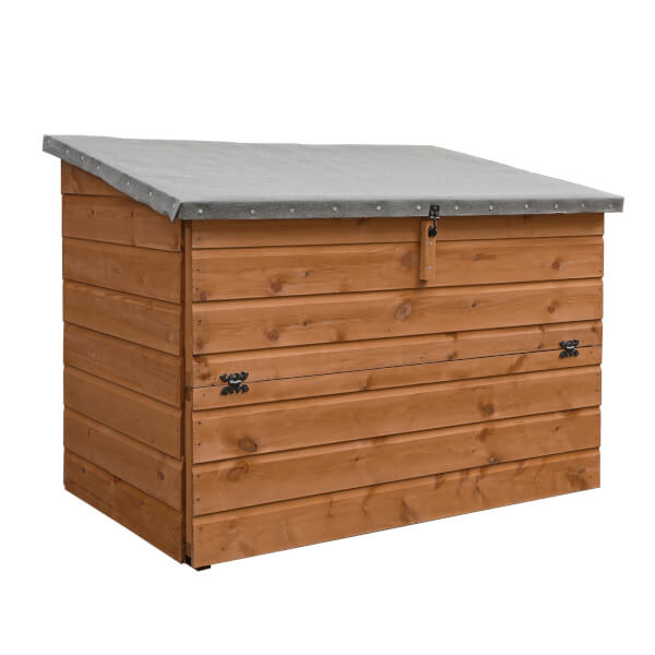 Mercia (Installation Included) Shiplap Storage Chest