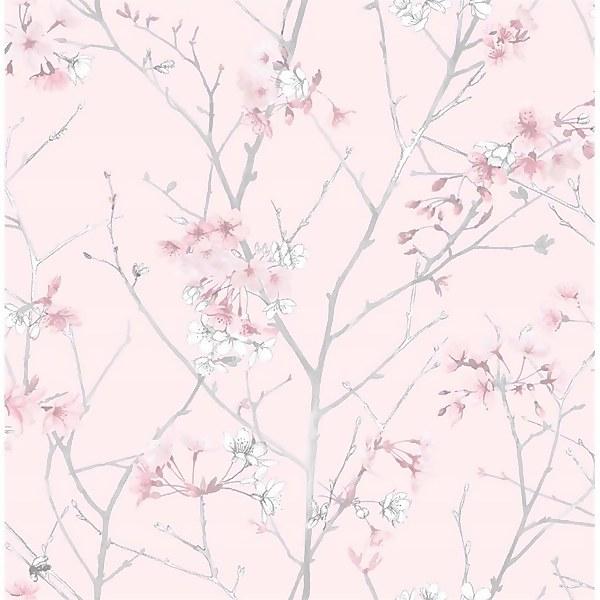 Superfresco Easy Spring Blossom Branch Pink Wallpaper