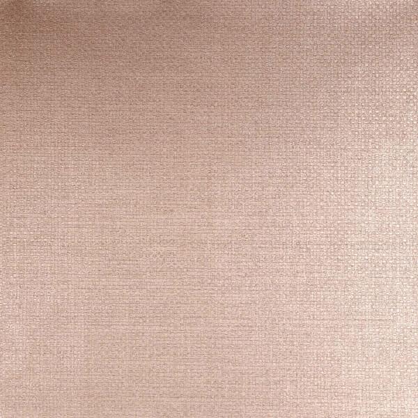 Boutique Basketweave Raffia Emboss Rose Gold Wallpaper