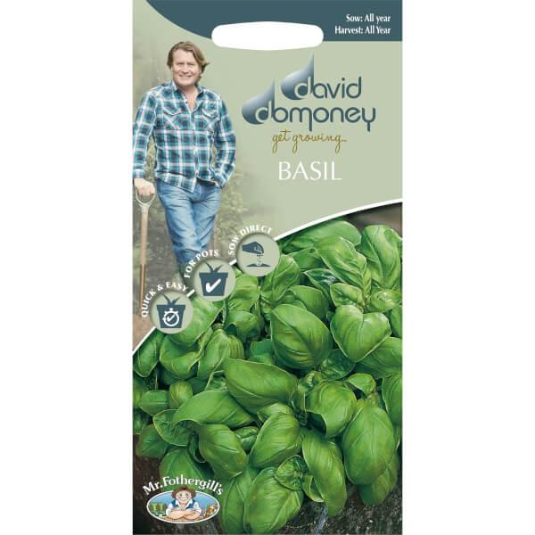 David Domoney Basil Seeds
