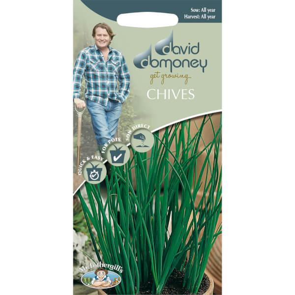 David Domoney Chives Seeds