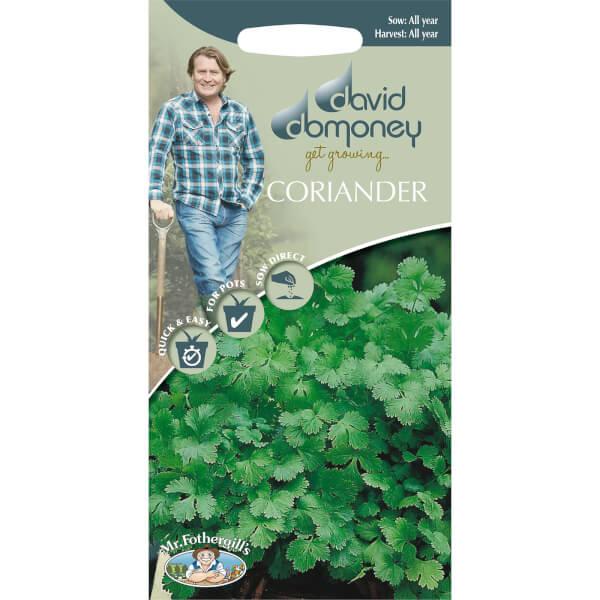 David Domoney Coriander Seeds