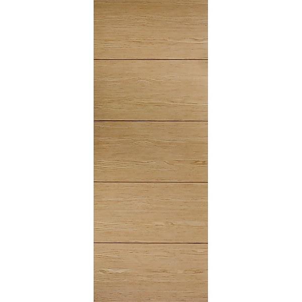 Lille Internal Prefinished Oak Door - 686 x 1981mm