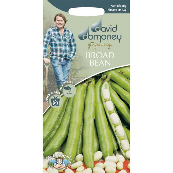 David Domoney Broad Bean Seeds