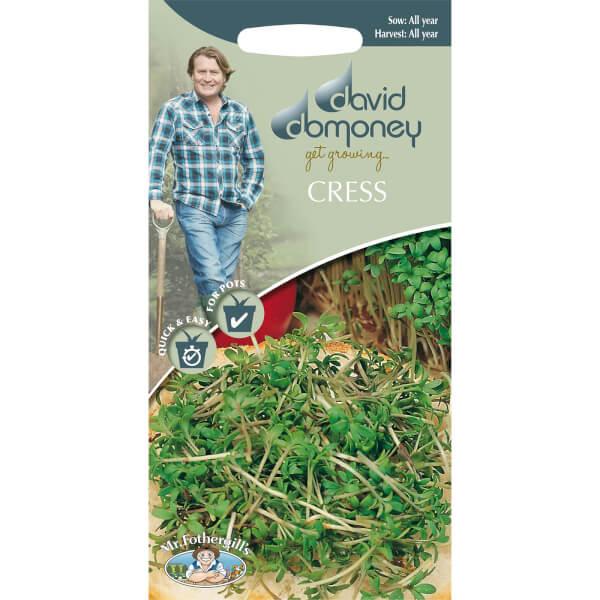 DD Cress Seeds