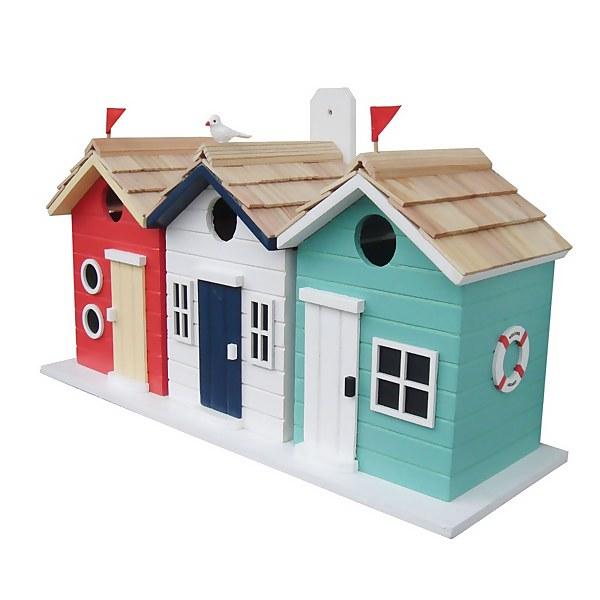 Beach Huts Bird House
