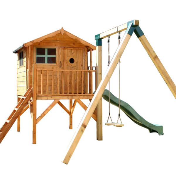 Mercia (Installation Included) Tulip Playhouse with Activity Set